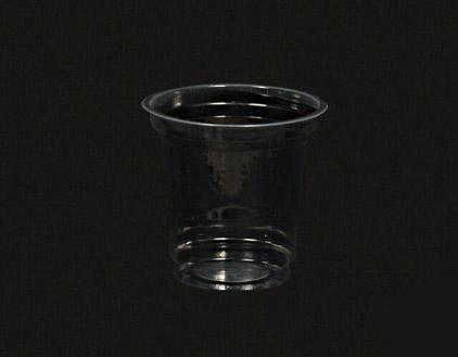 لیوان هویجی 300 شفاف pp