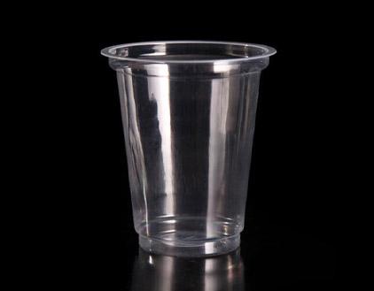 لیوان 350 شفاف pp