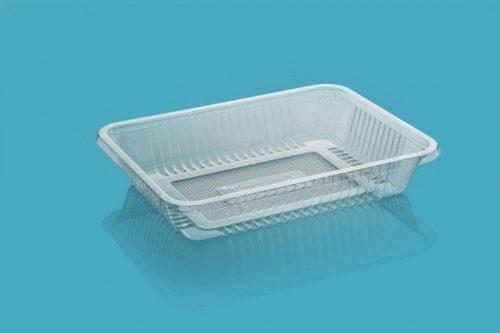 ظروف پلاستیکی یکبار مصرف 4 سانت
